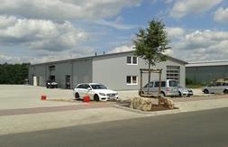 Verwaltungsgebäude in Leimbach bei Bad Salzungen